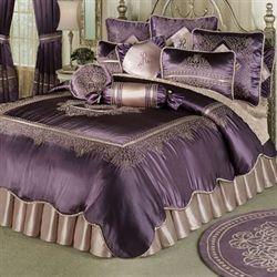 Vintage Lace Comforter Set