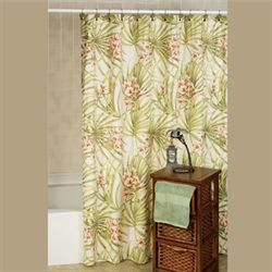 Sea Island Shower Curtain Ivory 6 Square