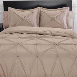 Memento Duvet Cover Light Taupe