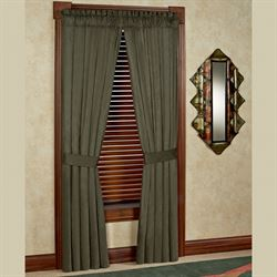 Camden Unlined Curtain Pair 84 x 84