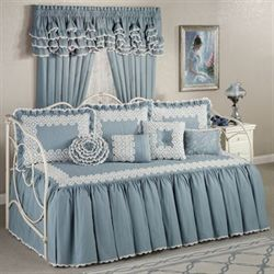 Devotion Daybed Set Steel Blue Daybed