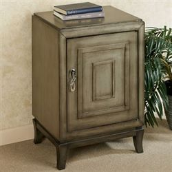 Blair Storage Cabinet Dark Gray
