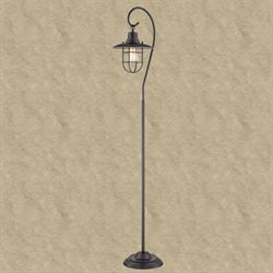Digby Floor Lamp Black/Bronze