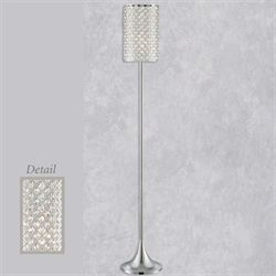 Keana Floor Lamp Chrome
