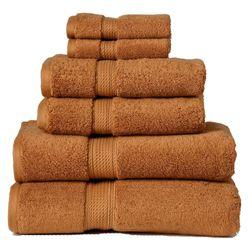 Egyptian Cotton Bath Towels 6 pc set
