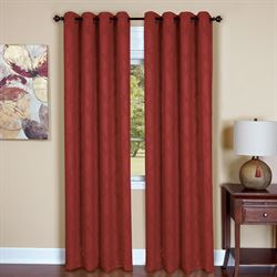 Austin Grommet Curtain Panel