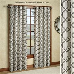Creston Grommet Curtain Panel