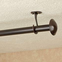 Nemesis Indoor Outdoor Curtain Rod Set