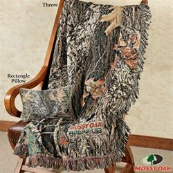 Mossy Oak Break Up Infinity Throw Multi Earth