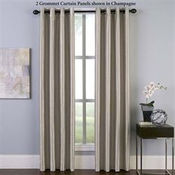 Malta Grommet Curtain Panel
