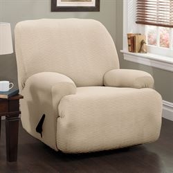 Raise the Bar Jumbo Recliner Stretch Slipcover