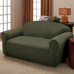 Raise the Bar Loveseat Stretch Slipcover