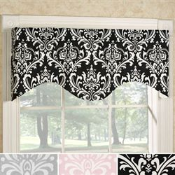 Regal Medallion Shaped Valance 52 x 17