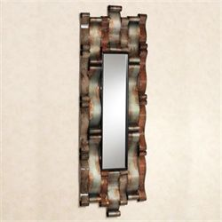 Barlow Wall Mirror Multi Earth
