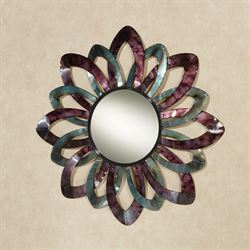 Alira Wall Mirror Multi Cool