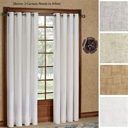 New Castle Grommet Curtain Panel