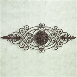 Carmina Wall Grille Antique Bronze