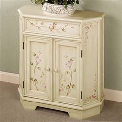 Bianca Storage Cabinet Antique White