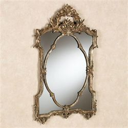 Avilla Wall Mirror Antique Gold