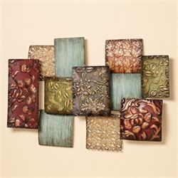 Korynn Wall Sculpture Multi Jewel