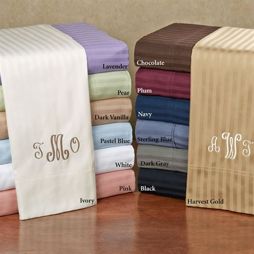 Valencia Stripe Sheet Set