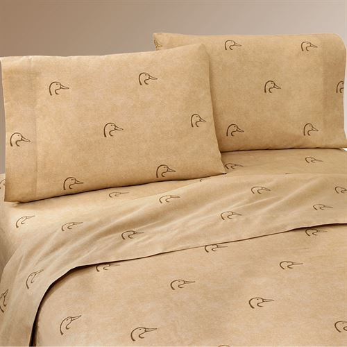 Ducks Unlimited Sheet Set Multi Warm