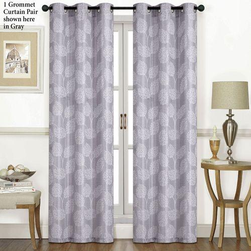 Earlington Grommet Curtain Pair