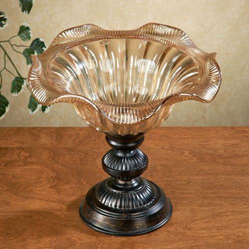 Bettina Centerpiece Bowl Honey