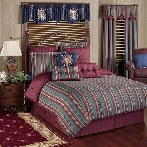 Brighten Comforter Set Multi Jewel