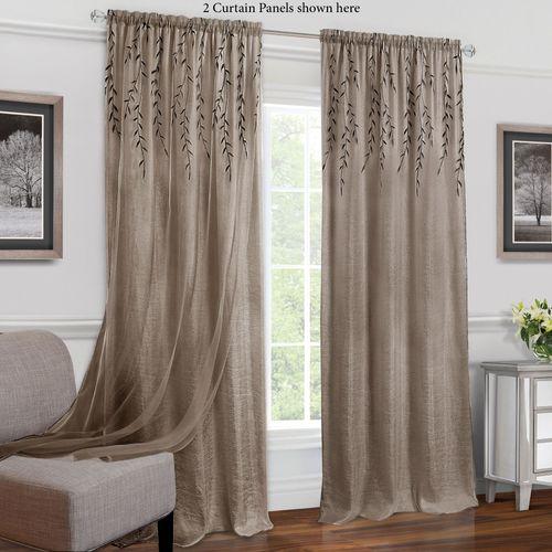 Caradan Curtain Panel Latte