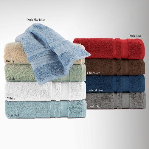 Supima Luxe Bath Towel Set Six Piece Set