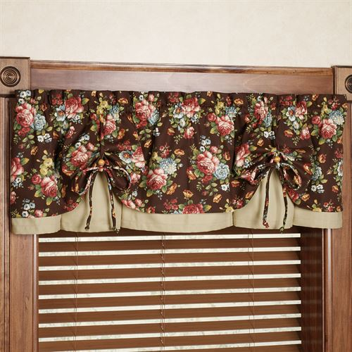 Bella Rose VersaTies Tailored Valance