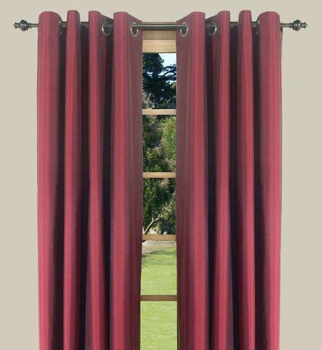 Thermal Elegance Grommet Curtain Panel