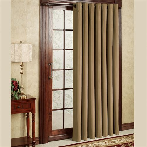 Thermal Elegance Grommet Patio Panel 108 x 84