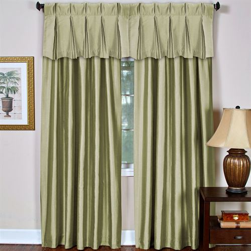 Providence Pinch Pleat Curtain Panel