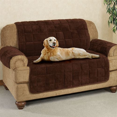 Microplush Pet Furniture Sofa Cover