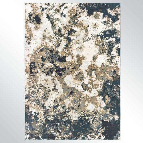 Messier Rectangle Rug Navy