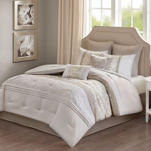 Ramsey Comforter Bed Set Natural