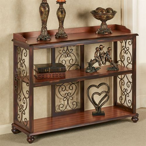 Ashburn Console Table Regal Walnut