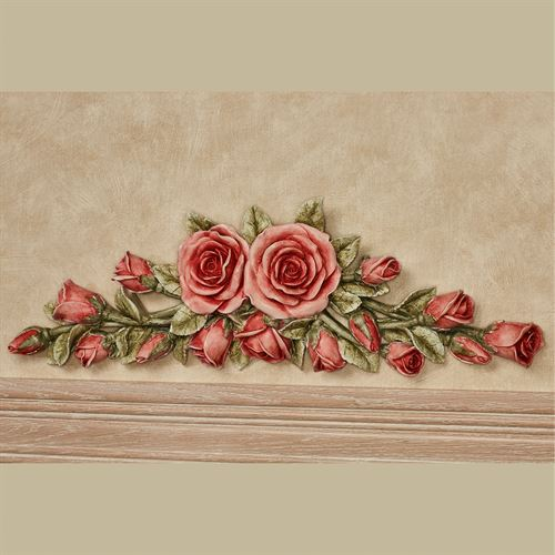 Rose Melody Wall Topper