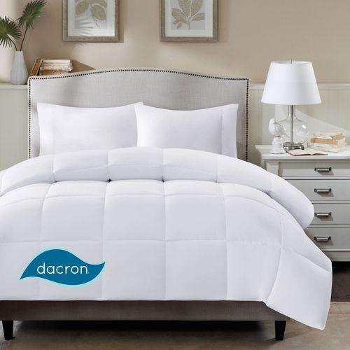 Northfield Down Blend Comforter White