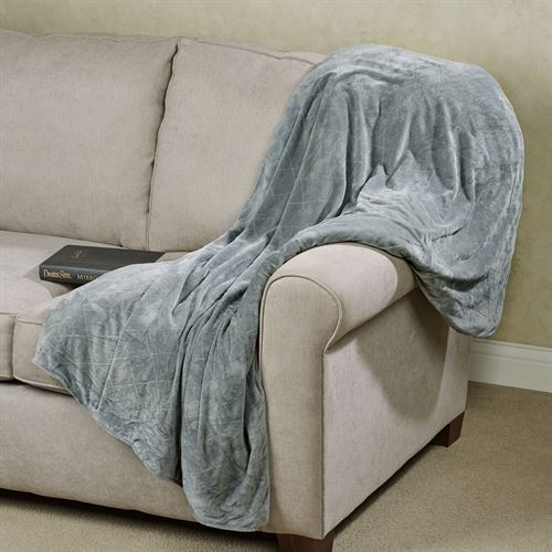 Swift Home Weighted Blanket Gray