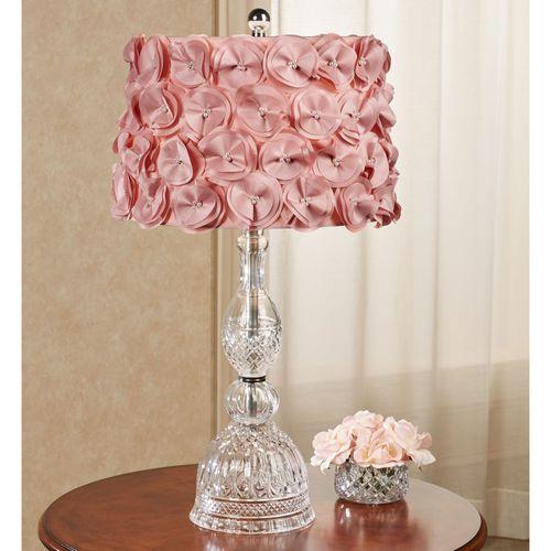 Lydia Table Lamp Blush