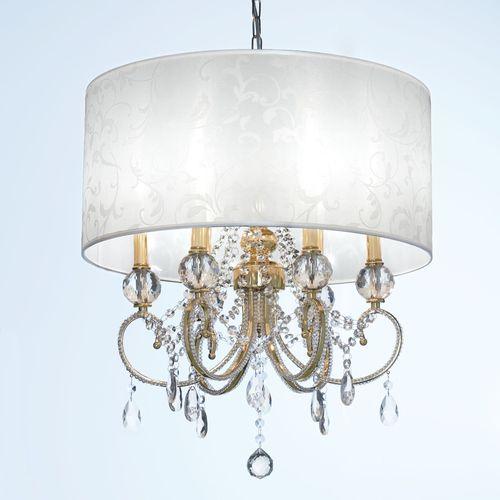 Aurelia Ceiling Light Gold