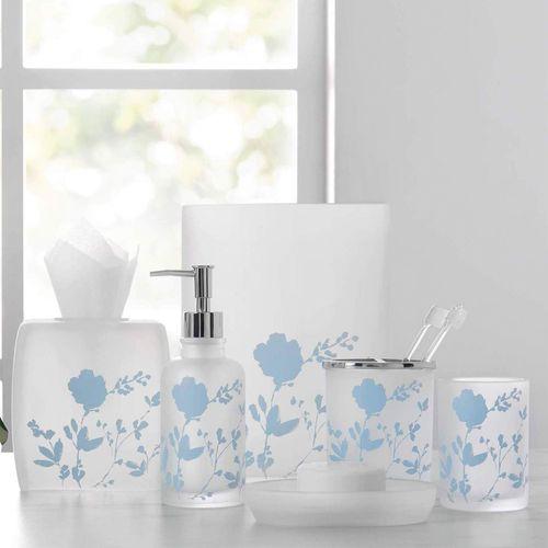 Charlotte Lotion Soap Dispenser Powder Blue