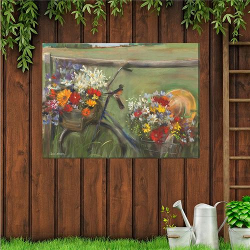 Joy Ride Canvas Wall Art Multi Cool