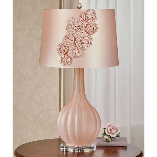 Sarabeth Table Lamp Blush