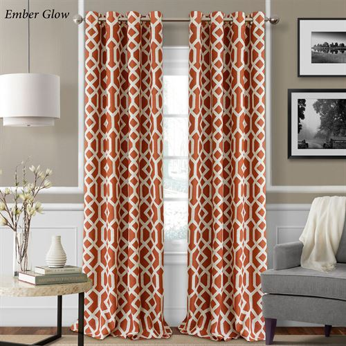 Ashmont Grommet Curtain Panel