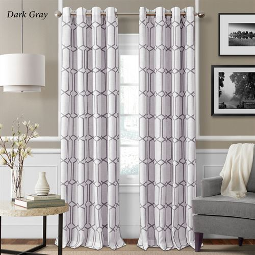 Cadain Grommet Curtain Panel