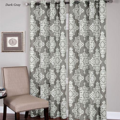Easley Grommet Curtain Panel